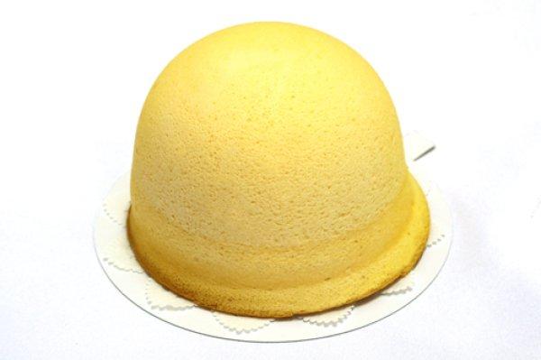 画像1: 【うねめもみじたまごを使ったふわふわスフレのケーキ】ズコットチーズケーキ ミニ(直径12cm) (1)